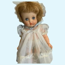 "Horsman Peggy Petite 8"" Vinyl Doll 1950's"