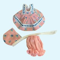 """Vintage Doll Outfit for 8"""" Ginny, Muffie, Ginger"""