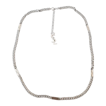 Vintage chain necklace by YSL