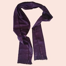 Scarf by Yves Saint Laurent