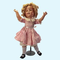 Vintage Shirley Temple doll 1930s --22 inches