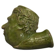 American Face Pipe Zachary Taylor