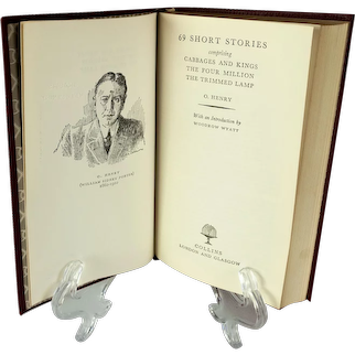 """book - """"69 Short Stories"""" by O. Henry"""