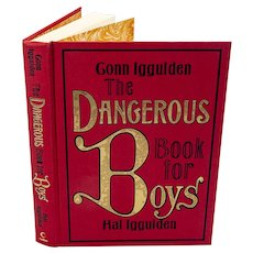 "book: ""The Dangerous Book for Boys"""