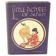 "book: ""Little Pictures of Japan"", 1925"