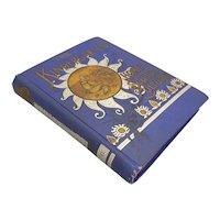 "first edition book ""THE KINDERGARTEN"" 1891 BY Lida Brooks Miller"