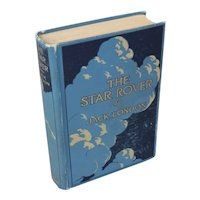 """first edition book """"THE STAR ROVER"""" by Jack London"""