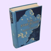 "first edition book ""THE STAR ROVER"" by Jack London"