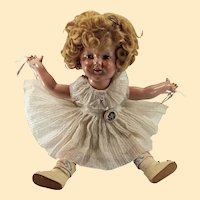 Shirley Temple doll by Ideal 1940s