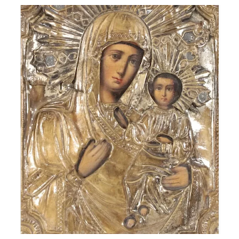 Early 20th Russian Icon