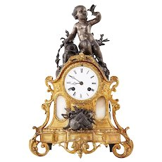 Mantel Clock 1900's