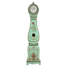 Antique Swedish Mora Clock