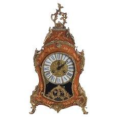 Rococo Mantel Clock 1900's