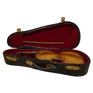 French Miniature Violin