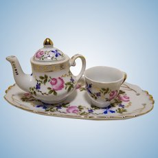 French Egoiste Doll Tea Set