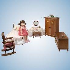 """Keystone Doll Furniture for 9""""-12"""" Dolls"""