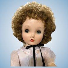 "Beautiful 24"" Madame Alexander Winsome Winnie Walker Doll"