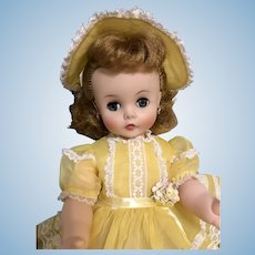 "1958 Madame Alexander 15"" Kelly Doll"