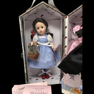 "Madame Alexander 11 1/2"" Lissy: Wizard of Oz Trunk"