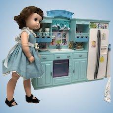 Vintage 1:6 Scale Kitchen for Barbie & similar size dolls