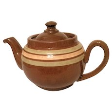 1940s Alcock Lindley Bloore English Non Drip Teapot