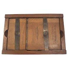 Early 1900s Eastman Kodak Maskit Printing Frame