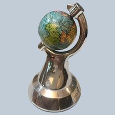 1933 Chicago World's Fair Globe Paperweight