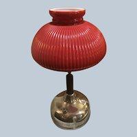 1920s Coleman C-Q Quick-Light Table Lamp