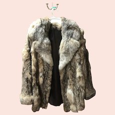 Outstanding Women's Fur Coat