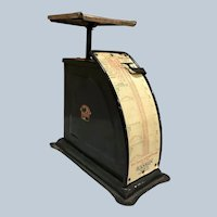 1932 Hanson Accuracy Postal Weight Scale