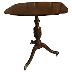 Henredon Historic Natchez Tilt Top Table