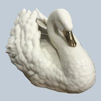 Lenox The Graceful Swan Ivory China Edition