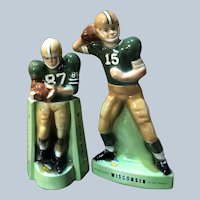 Rare 1970 1971 Green Bay Packers (Unofficial) Liquor Decanters