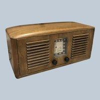 1941 Victor RCA 55X Tube Radio