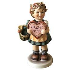 Goebel Hummel Valentine Gift