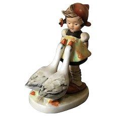 Goebel Hummel Goose Girl
