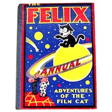 Felix the Cat Annual Book 1929