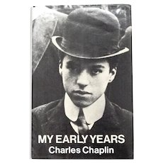 Sir Charlie Chaplin My Early Years Second Edition 1979