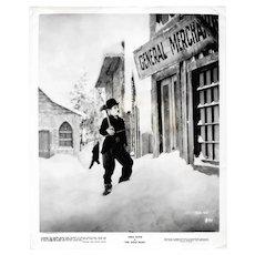 Charlie Chaplin The Gold Rush Original Film Still 1925 Very Rare
