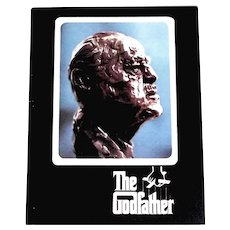 The Godfather Starring Marlon Brando Film Programme 1972