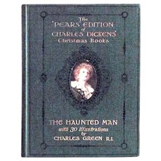 Charles Dickens The Haunted Man and the Ghosts Bargain