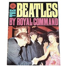 The Beatles By Royal Command 1963