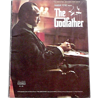 The GodfatherSouvenir Film Song Album 1972
