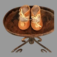 ALART Style Round Toe Shoes For French Bébé Size 6
