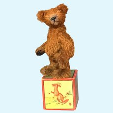 Adorable Rare TONNI Bear by Marian Jorritsma-de Graaf Netherlands