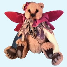 "FAIRY GOD BEAR #6/6 (10 "") by Arlene Anderson, Lexington Bear Co USA"