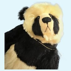 "OOAK PANDA from the Cotswold Bear Company - AUGUSTUS 22"" (2000)"