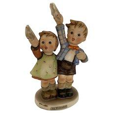 Hummel Figurine - Auf Wiedersehen