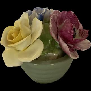Staffordshire Floral Bouquet