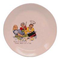 Vintage Johnson of Australia Nursery Rhyme Plate